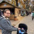 Parc Des Bastions – Marché de Noel